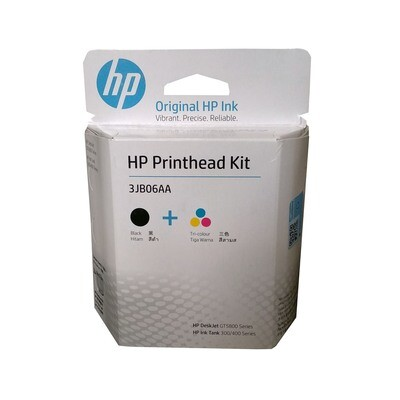 HP GT Series Printhead, Cartridge, for GT5800, 300, 400 Series