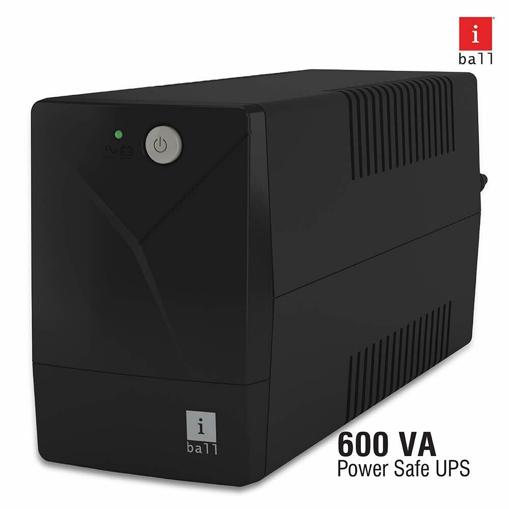 iBall Nirantar UPS-622 Power Backup, 600VA