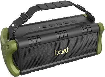 boAt Stone 1401, 30W Bluetooth Speaker, Army Green