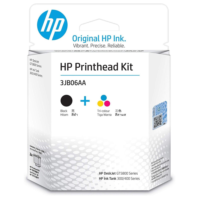 HP Printhead Kit, 3JB06AA, Combo Pack