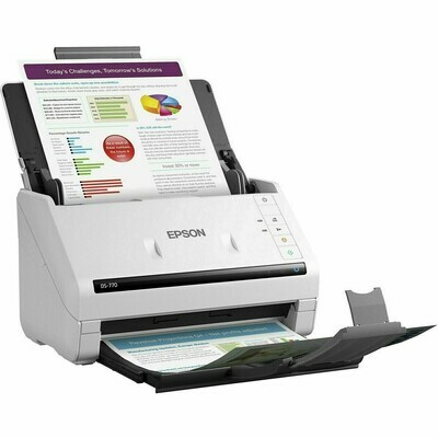 Epson WorkForce DS-770 Color Document Scanner