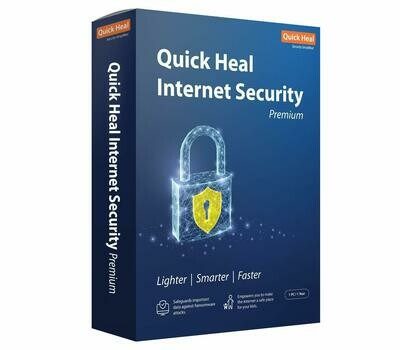 1 User, 1 Year, Quick Heal Internet Security