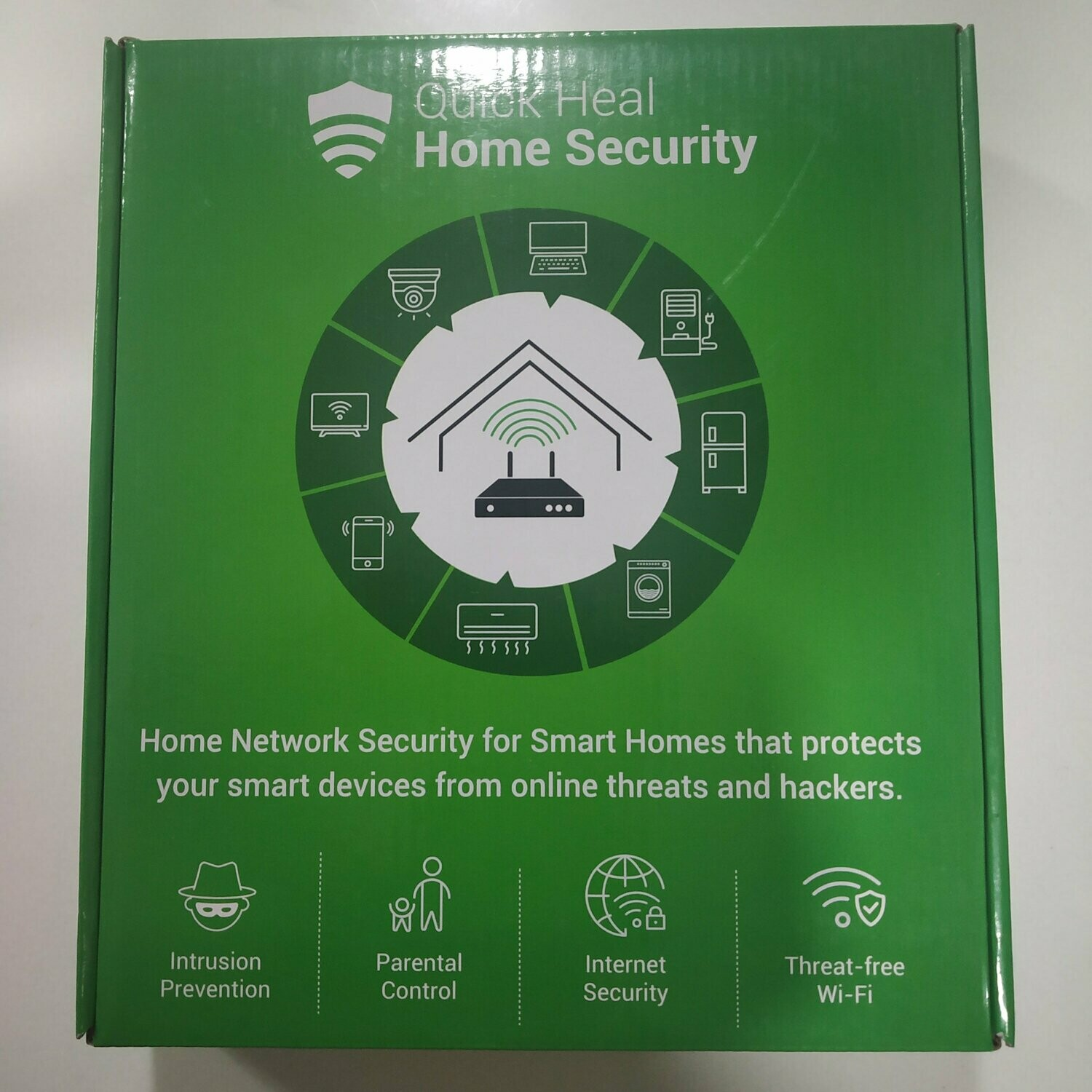 Quick Heal Home Network Security