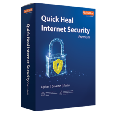 10 User, 1 Year, Quick Heal Internet Security