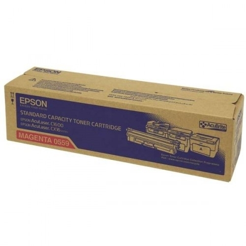 Epson 0559  C1600 & CX16 Magenta Toner Cartridge 0559 HSN:8443