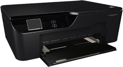 HP 3525 Color All in One Inkjet Printer, PSC, W, D