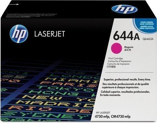 HP Q6463A 644A Magenta Toner Cartridge 227660 HSN:8443