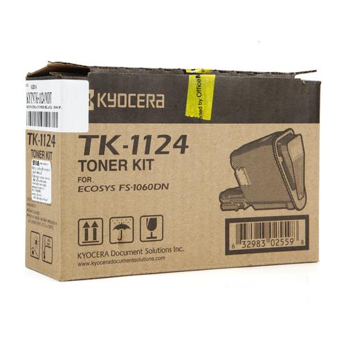Kyocera TK - 1124 Toner Cartridge TK-1124 HSN:8443