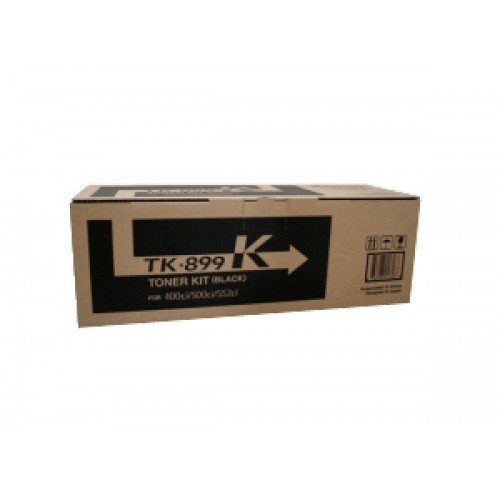 Kyocera TK-899K Black Toner Cartridge TK-899K HSN:8443