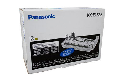 Panasonic KX - FA86E Drum Unit Cartridge KX-FA86E HSN:8443