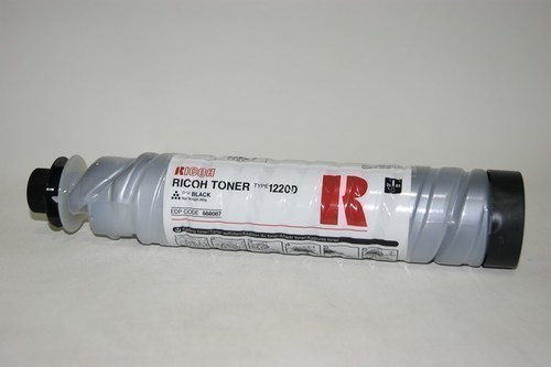 Ricoh 1220D Black Toner Bottle 1220D HSN:8443
