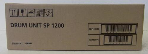 Ricoh Aficio SP 1200 Series 406841 Black Drum Unit SP 1200 Series HSN:8443