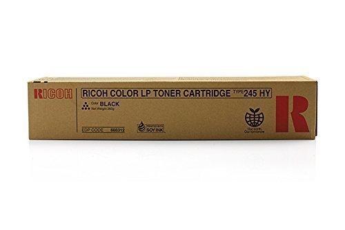 Ricoh LP 245 15000 Black Toner Cartridge LP 245 (15000) HSN:8443