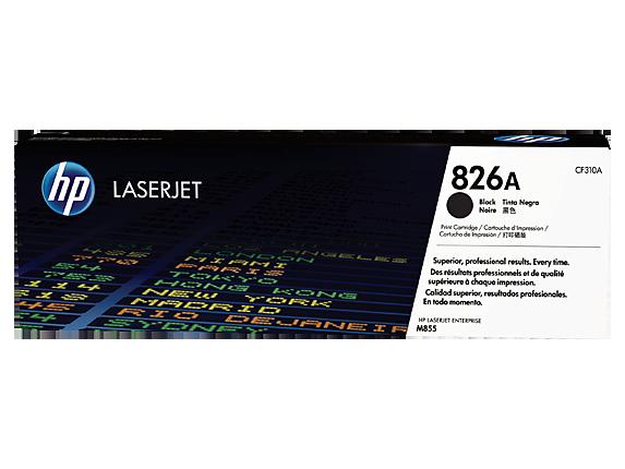 HP 826A Black Toner Cartridge (CF310A) 0011 HSN:8443
