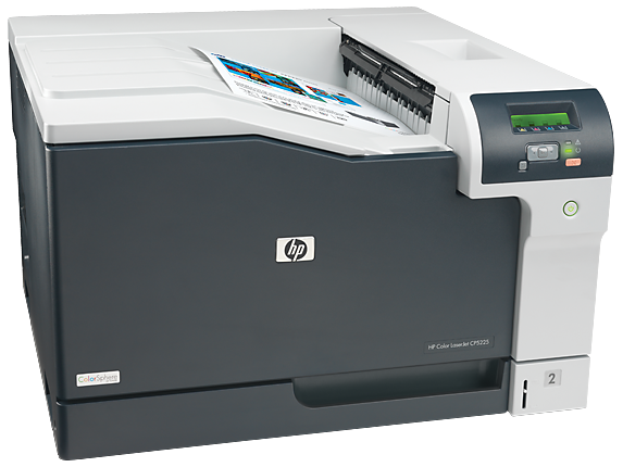 HP CP5225dn Single Function Laser Printer