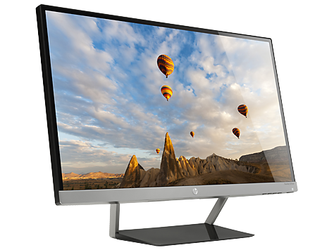 HP 27ES 27-Inch IPS LED Backlit Monitor,  J7Y62AS#ACJ