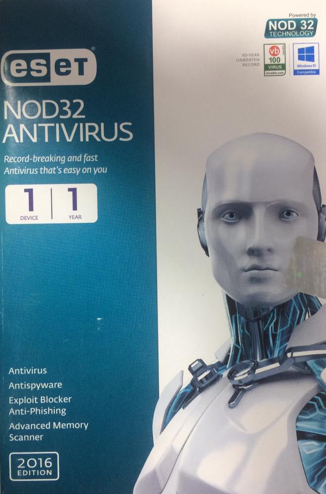 eset nod32 virus