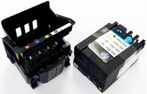 HP 950, 951 Printhead With Stater Cartridge, Rs 7050
