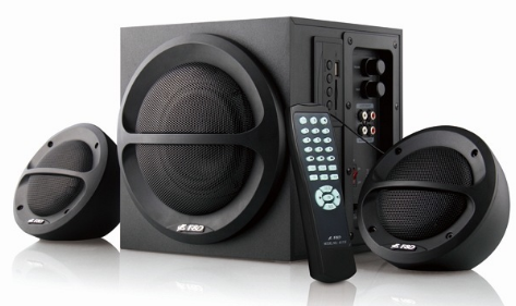 F&D A111F 2.1 Multimedia Speakers