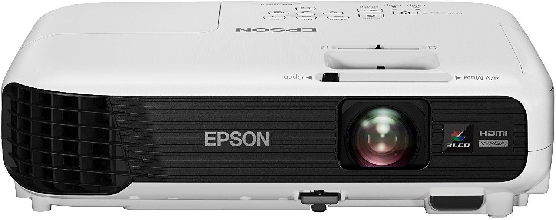 Epson EB EB-W04 Projector, V11H718056 8802 HSN:85286200