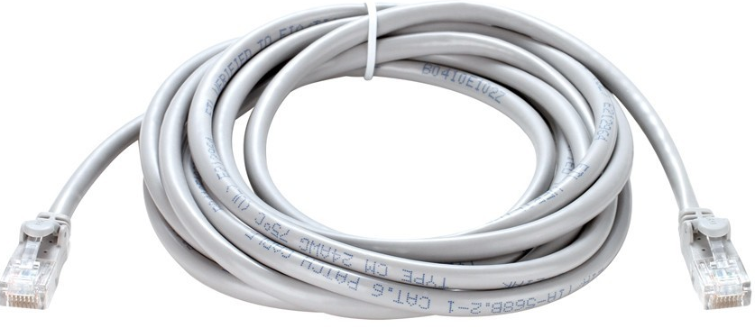 D-Link 1 Meter Cat-6 Patch Cord Lan Cable