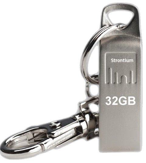 Strontium 32GB Pen Drive, 2.0, AMMO