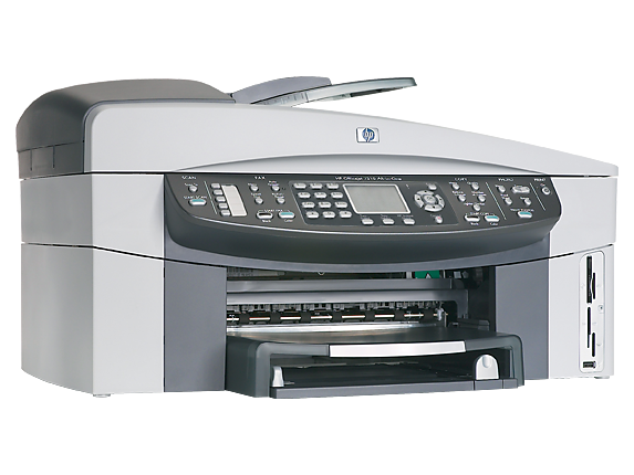 HP 7310 Color All-in-One ink Printer