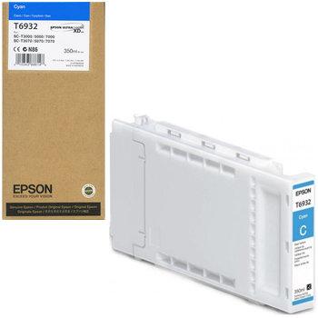Epson T6932 cyan ink cartridge (350ml) C13T693200 HSN:84439952