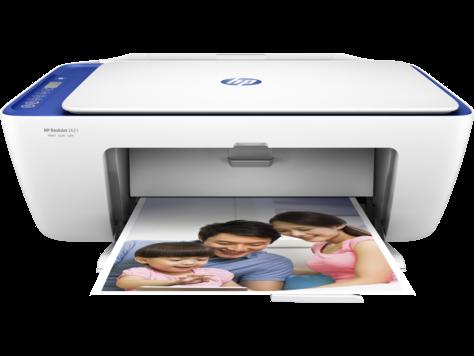 HP 2621 Color All in One Inkjet Printer, PSC, Wifi