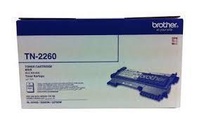 Brother TN-2260 Toner Cartridge, Black