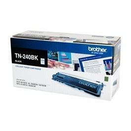 Brother TN-240 Toner Cartridge, Black