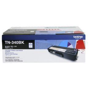 Brother TN-340 Toner Cartridge, Black