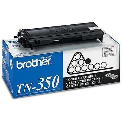 Brother TN-350 Toner Cartridge, Black