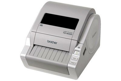 Brother TD-4000 Desktop barcode Label Printer