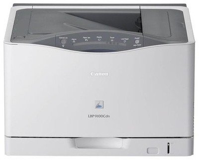 Canon LBP 9100CND A3 Color Single Function Laser Printer