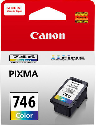 Canon 746 Ink Cartridge, Tri Color
