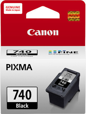 Canon 740 Ink Cartridge, Black