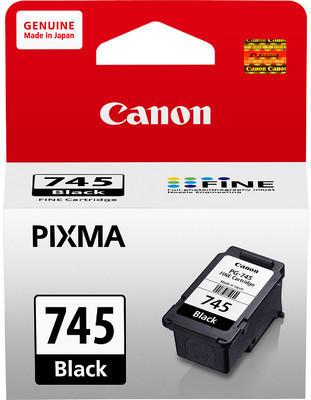 Canon 745 Ink Cartridge, Black