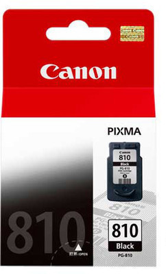 Canon 810 Ink Cartridge, Black