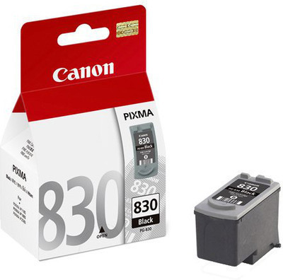 Canon 830 Ink Cartridge, Black