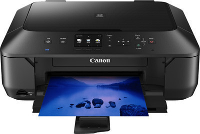 Canon MG6470 Black All in One ink Printer