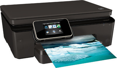 HP Photosmart 6525 e-All-in-One Printer, CX018A, PSC, W
