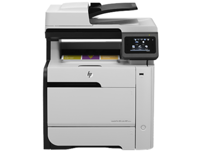 HP 300 MFP M375nw Color All In One Laser Printer