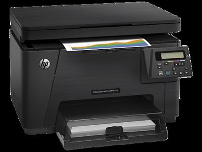 HP LaserJet Pro M176n Color Multi Function Laser Printer, CF547A