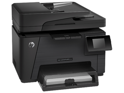 HP M177fw MFP Color All In One Laser Printer
