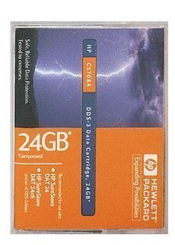 HP DDS-3 24 GB Data Cartridge, C5708A