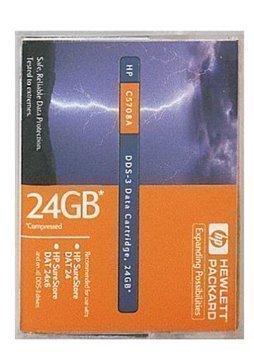 HP DDS-3 24 GB Data Cartridge, C5708A