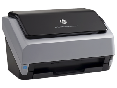 HP Scanjet 5000 S2 Sheet-Feed Color Scanner
