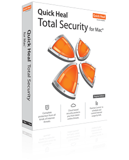 1 User, 1 Year, Quick Heal Mac Book Security, For MacBook