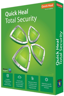 3 User, 1 Year, Quick Heal Total Security